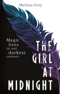 Cover of The Girl at Midnight by Melissa Grey
