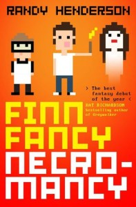 Cover of Finn Fancy Necromancy by Randy Henderson