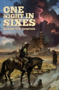 Cover of One Night in Sixes by Arianne Thompson