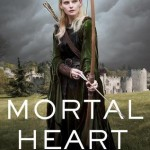 Cover of Mortal Heart by Robin LaFevers