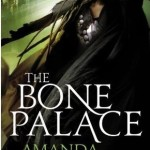Cover of The Bone Palace by Amanda Downum
