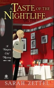 Cover of A Taste of the Nightlife