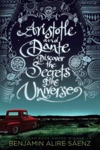 Cover of Aristotle & Dante Discover the Secrets of the Universe