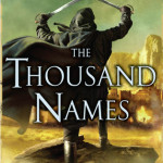 Cover of The Thousand Names by Django Wexler