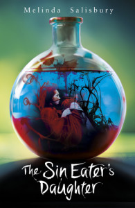 Cover of The Sin Eater's Daughter by Melinda Salisbury