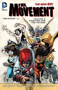 Cover of The Movement vol 2 by Gail Simone