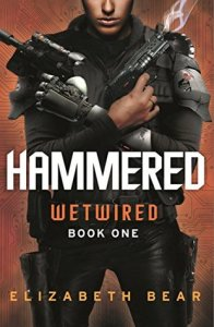 Cover of Hammered by Elizabeth Bear