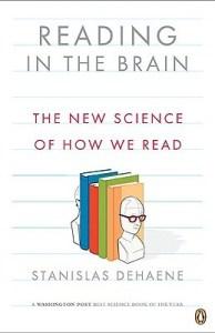Cover of Reading in the Brain by Stanislaw Dehaene