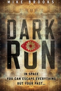 Cover of Dark Run by Mike Brooks