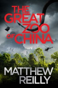 Cover of The Great Zoo of China by Matthew Reilly