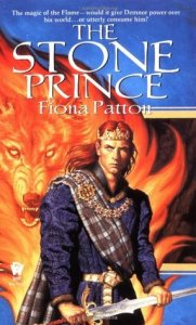 Cover of The Stone Prince by Fiona Patton
