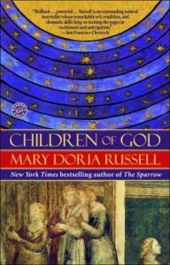 Cover of Children of God by Mary Doria Russell
