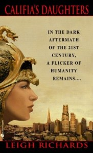 Cover of Califia's Daughters by Leigh Richards