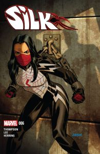 Cover of Silk issue 6
