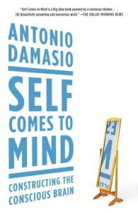Cover of Self Comes to Mind by Antonio Damasio
