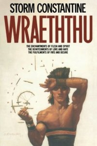 Cover of Wraeththu Omnibus by Storm Constantine