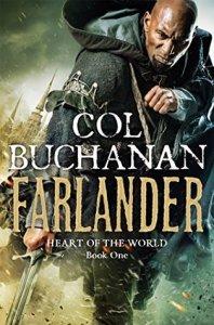 Cover of Farlander by Col Buchanan