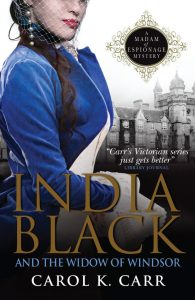 Cover of India Black and the Widow of Windsor