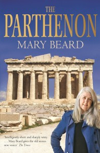 Cover of The Parthenon by Mary Beard