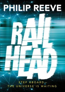 Cover of Railhead by Philip Reeve