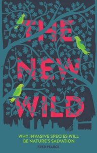 Cover of The New Wild by Fred Pearce