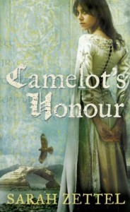 Cover of Camelot's Honour by Sarah Zettel