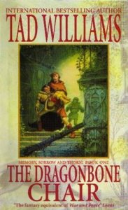 Cover of The Dragonbone Chair by Tad Williams