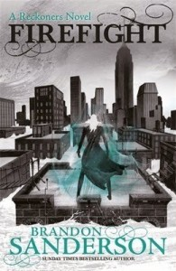 Cover of Firefight by Brandon Sanderson
