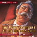 Cover of The Unpleasantness at the Bellona Club by Dorothy Sayers