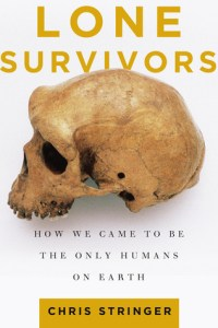 Cover of Lone Survivors by Chris Stringer