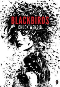 Cover of Blackbirds by Chuck Wendig