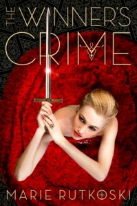 Cover of The Winner's Crime by Marie Rutkoski