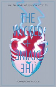 Cover of The Wicked + The Divine Vol 3 by Jamie McKelvie and Kieron Gillen