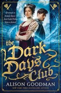 Cover of The Dark Days Club by Alison Goodman