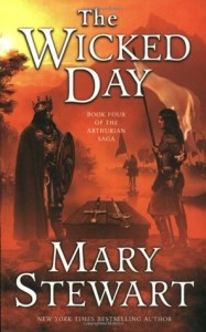 Cover of The Wicked Day by Mary Stewart