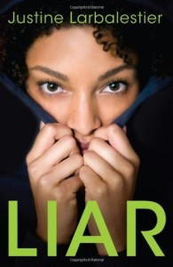 Cover of Liar by Justine Larbalestier