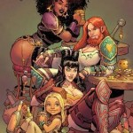 Cover of Rat Queens vol 3