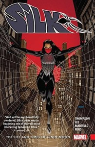 Cover of Silk by Robbie Thompson and Stacey Lee