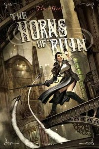 Cover of Horns of Ruin by Tim Akers