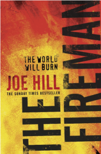 Cover of The Fireman by Joe Hill