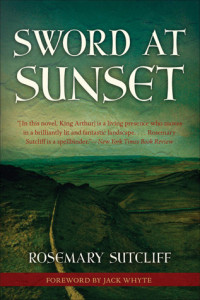 Cover of Sword at Sunset by Rosemary Sutcliff
