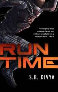 Cover of Runtime by S.B. Divya