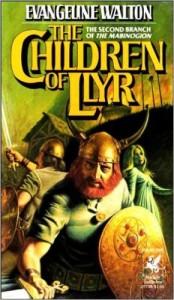 Cover of Children of Llyr by Evangeline Walton