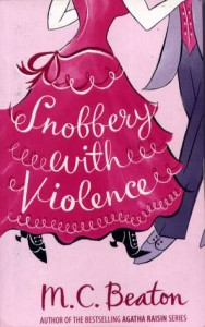 Cover of Snobbery With Violence by M.C. Beaton