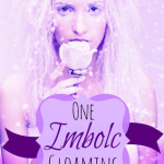 Cover of One Imbolc Gloaming by Elora Bishop