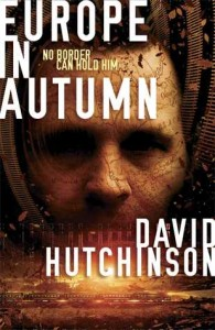 Cover of Europe in Autumn by David Hutchinson