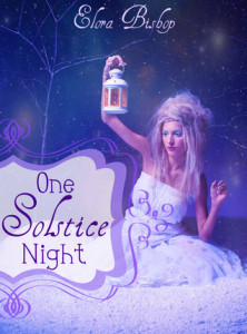 Cover of One Solstice Night by Elora Bishop