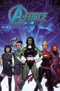 Cover of A-Force: Hypertime