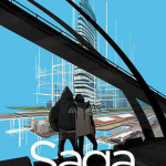 Cover of Saga Volume 6