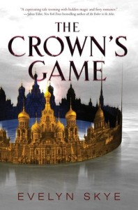 Cover of The Crown's Game by Evelyn Skye